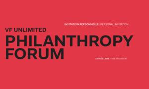 Philantrophy Forum Verbier Festival