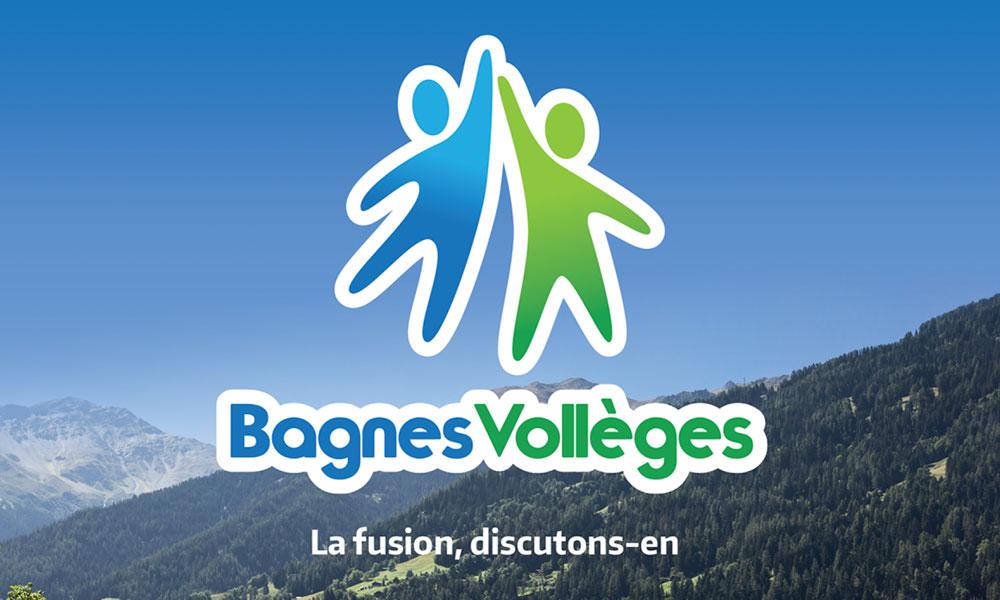 Projet de fusion des Communes de Bagnes et Vollèges