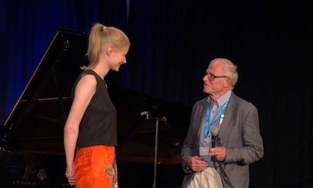 Verbier Festival – Prix de l'APCAV