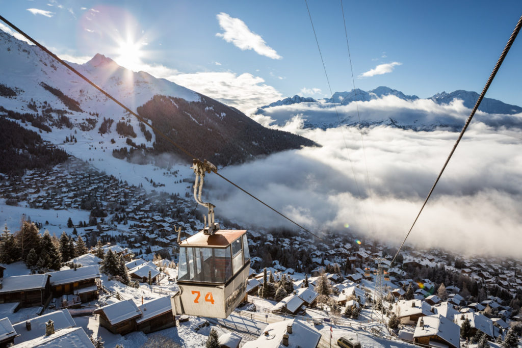 4 Vallées open to skiers until 18 April