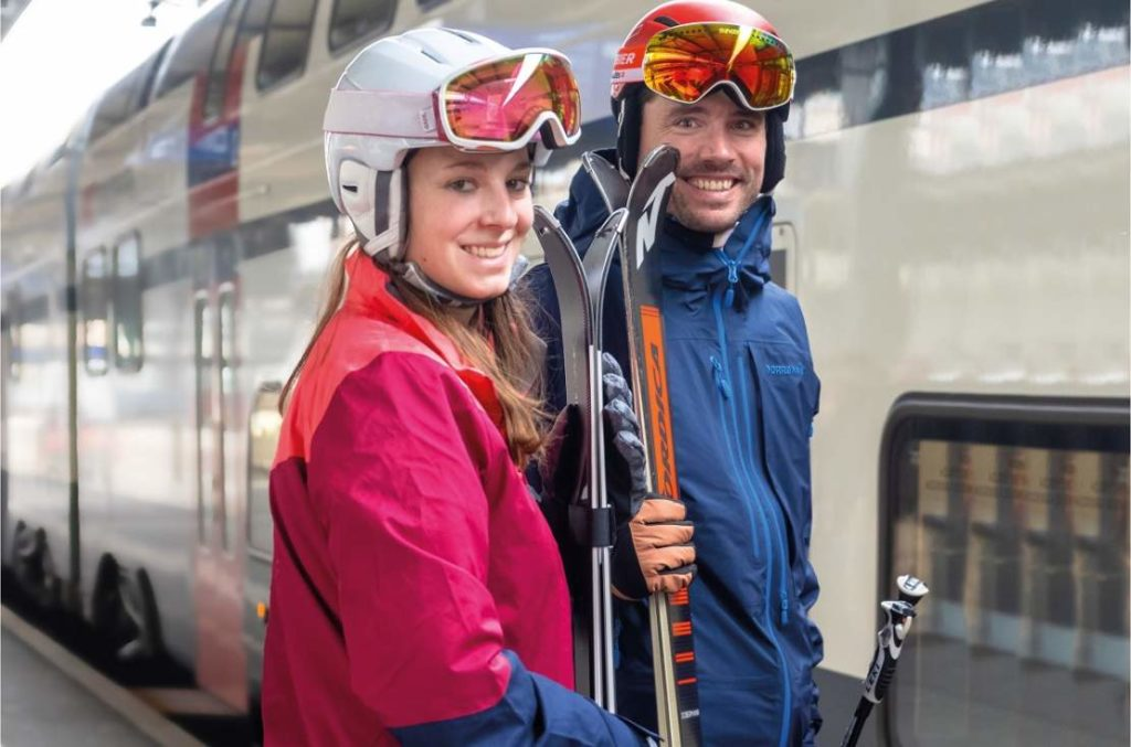 Verbier Express drives until 03 mai 2020