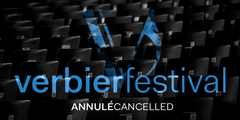 Verbier Festival – cancelled
