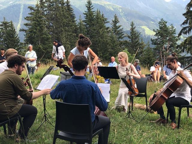 Verbier Festival – Concert St-Christophe